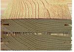 Kartáčovaná terasová doska - výrobky z agátového dreva